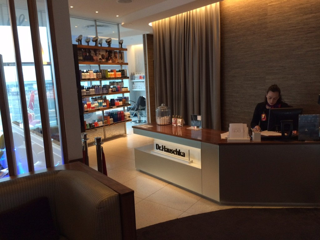 Virgin Clubhouse JFK spa review