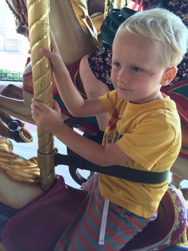 Disneyland Paris carousel
