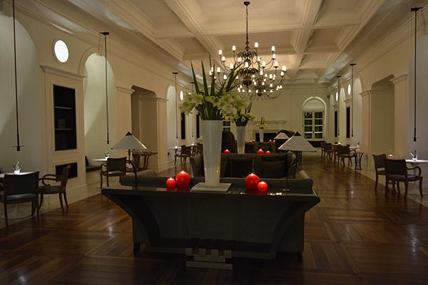 Gran Melia Rome lounge