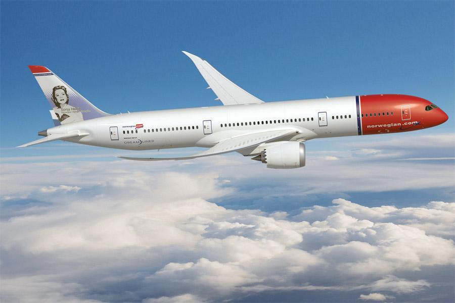 Norwegian adds third Gatwick to New York service
