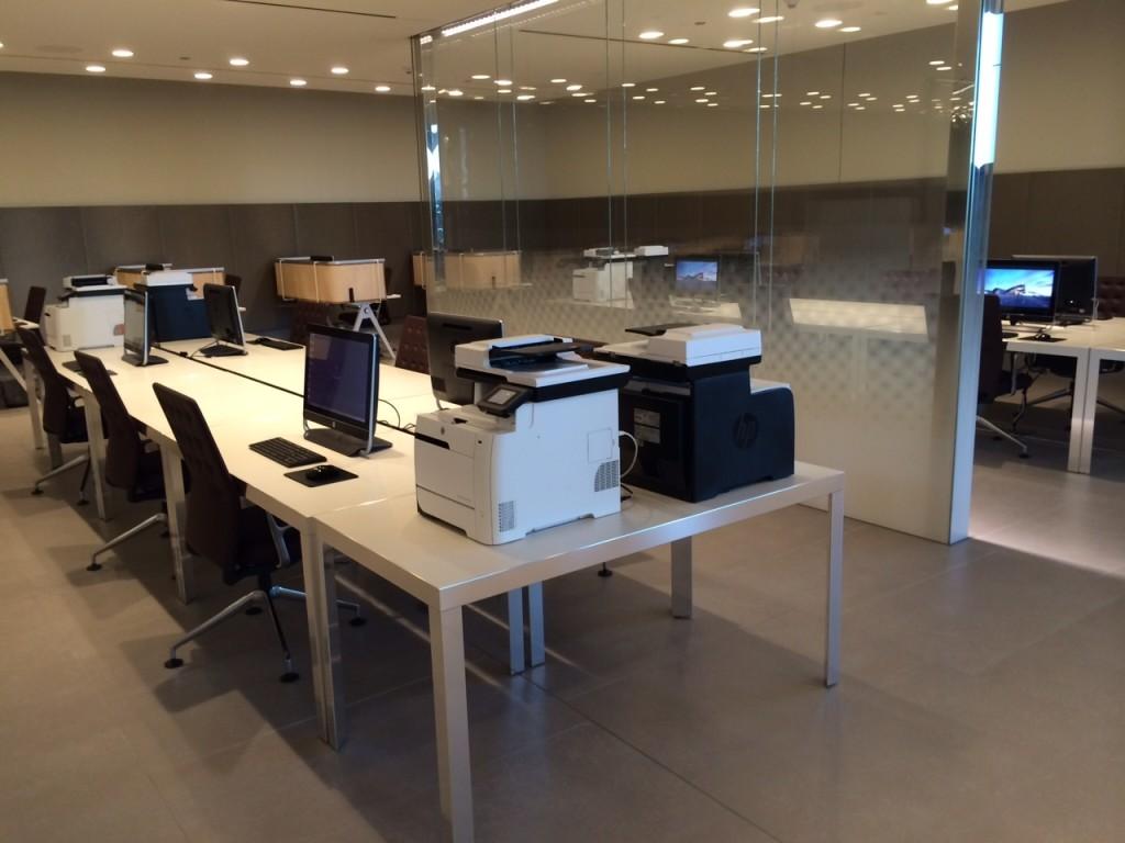 Al Mourjan lounge Doha Qatar business centre