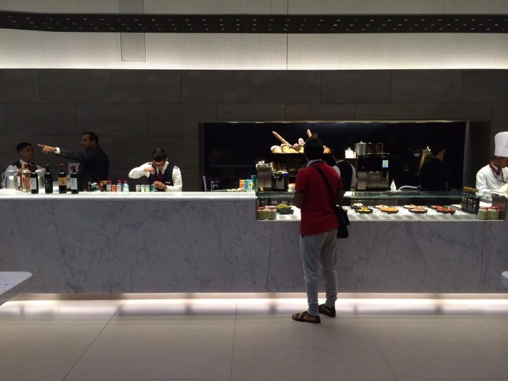 Al Mourjan lounge Doha Qatar dining