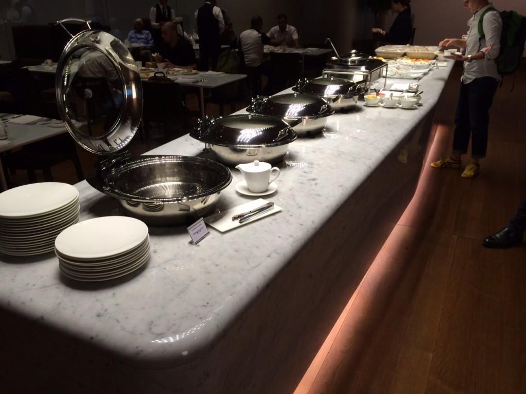Al Mourjan lounge Doha Qatar food