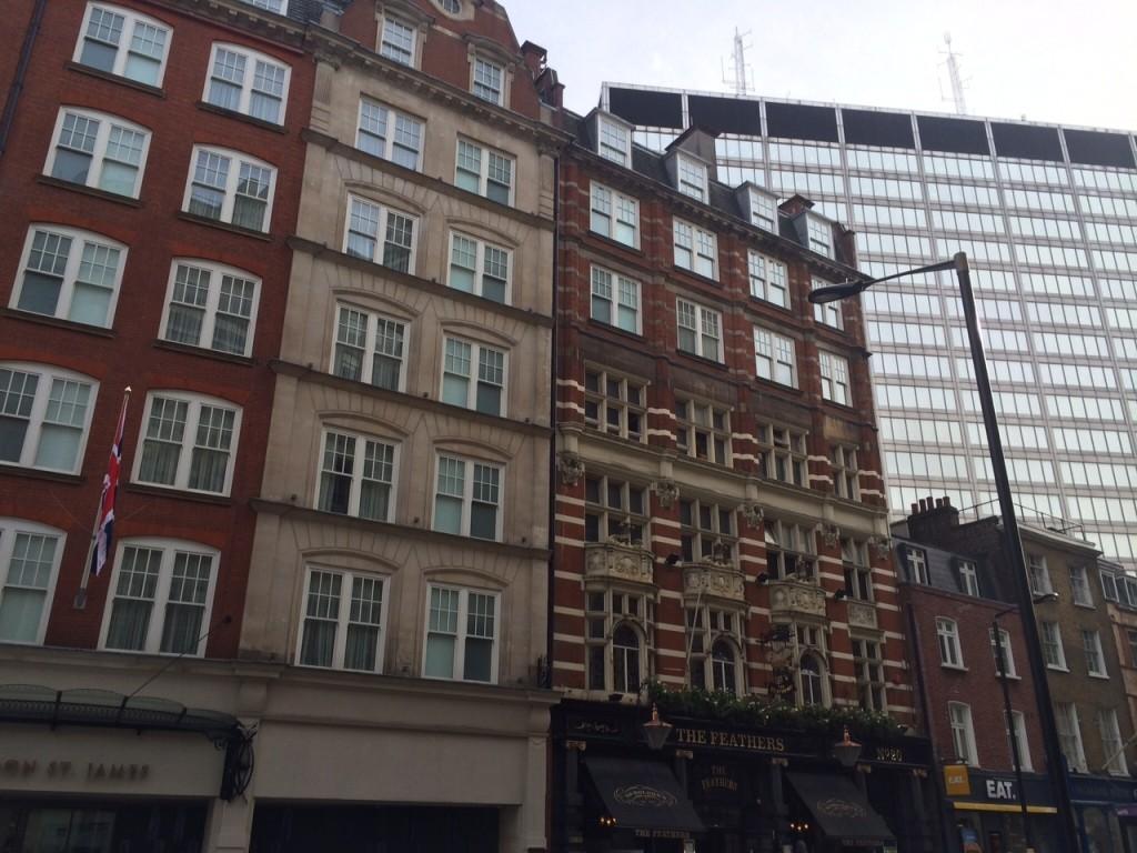 Conrad London St James Scotland Yard