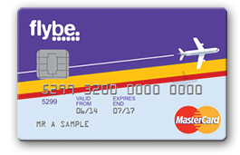 Flybe UK credit card closed