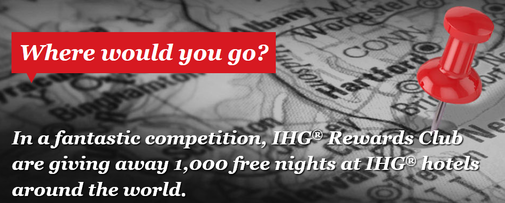 IHG competition 1000