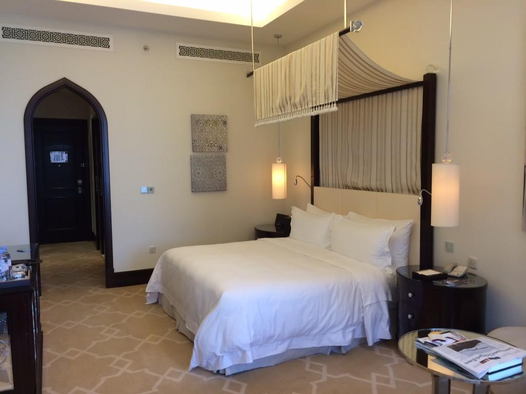 St Regis Doha bedroom 2