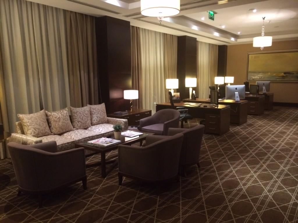 St Regis Doha business centre