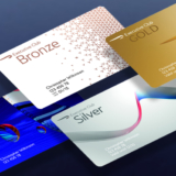 British Airways Executive Club status cards