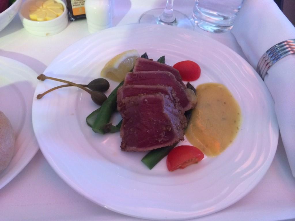 Emirates appetiser
