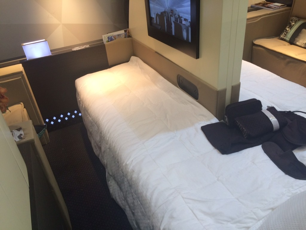 Etihad A380 First Class Apartment 2