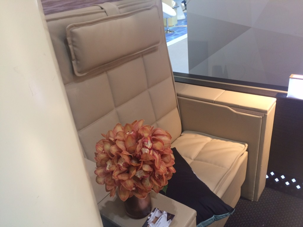 Etihad A380 First Class Apartment 3