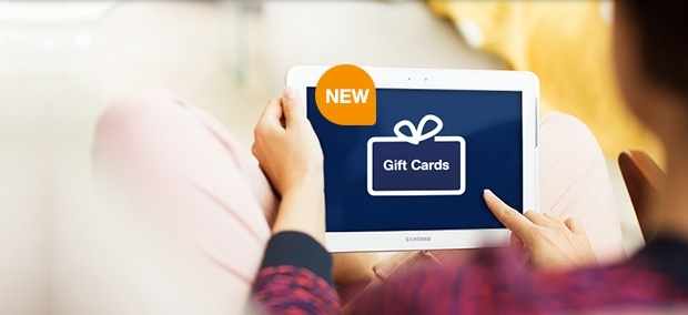 Miles & More Tesco giftcard redemption