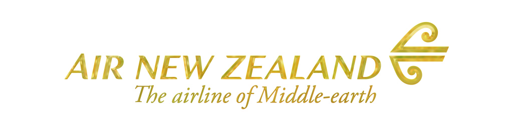Air New Zealand middle earth logo