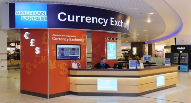 Amex Currency Exchange