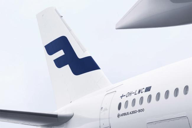Finnair A350 350