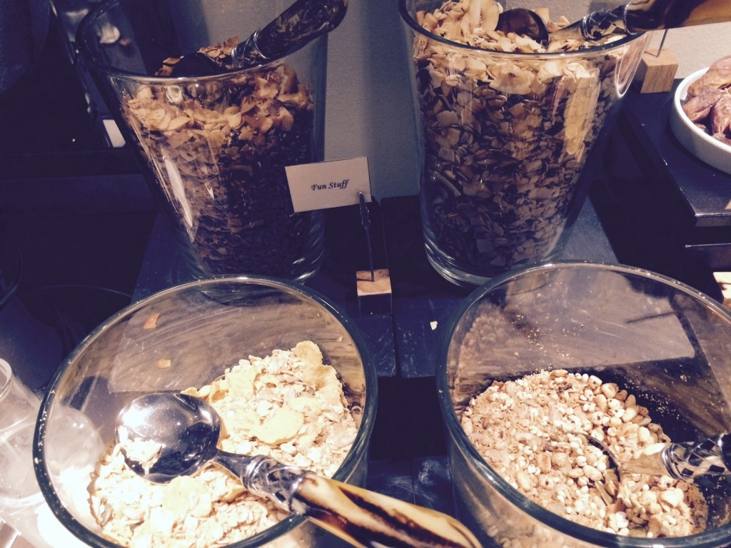 Hotel Amigo Brussels review breakfast cereal
