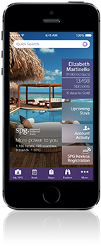 SPG app