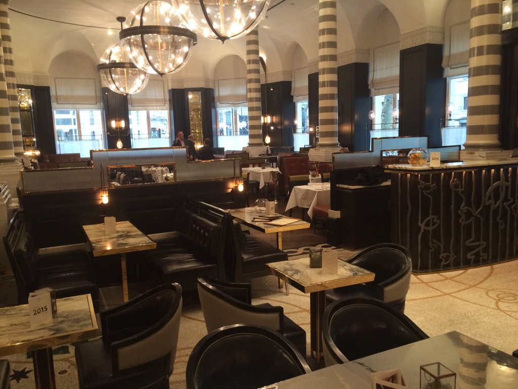 Corinthia Hotel London restaurant 3