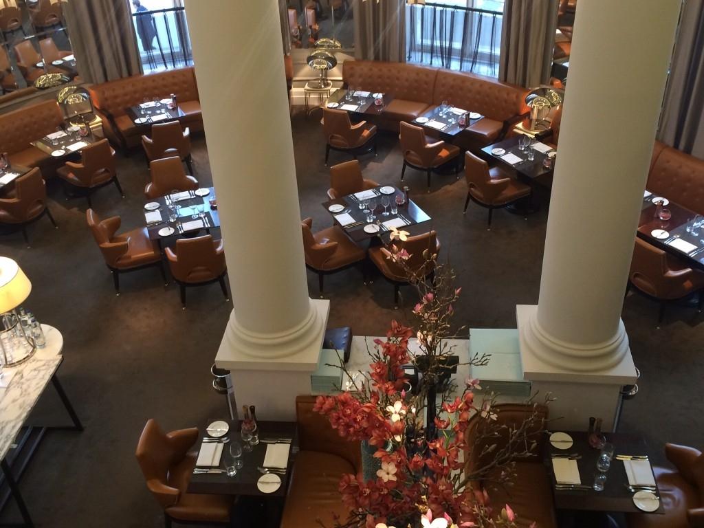 Corinthia Hotel London restaurant 4