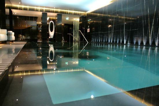 Corinthia Hotel London review pool