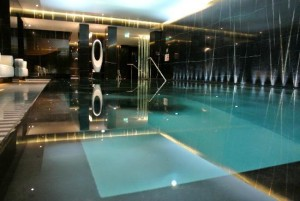 Corinthia Hotel London review pool