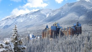 Fairmont Banff Springs 350