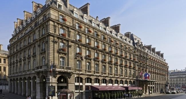 Hilton Paris Opera exterior