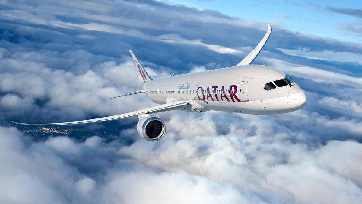 Win Qatar Airways business class seats