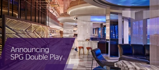 SPG Double Play promo