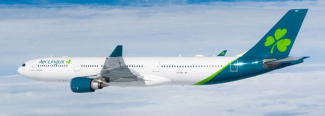 Aer Lingus Alaska Airlines joint venture