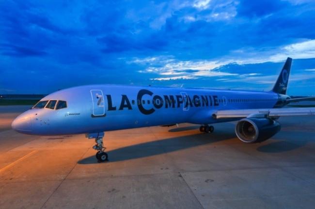 La Compagnie aircraft