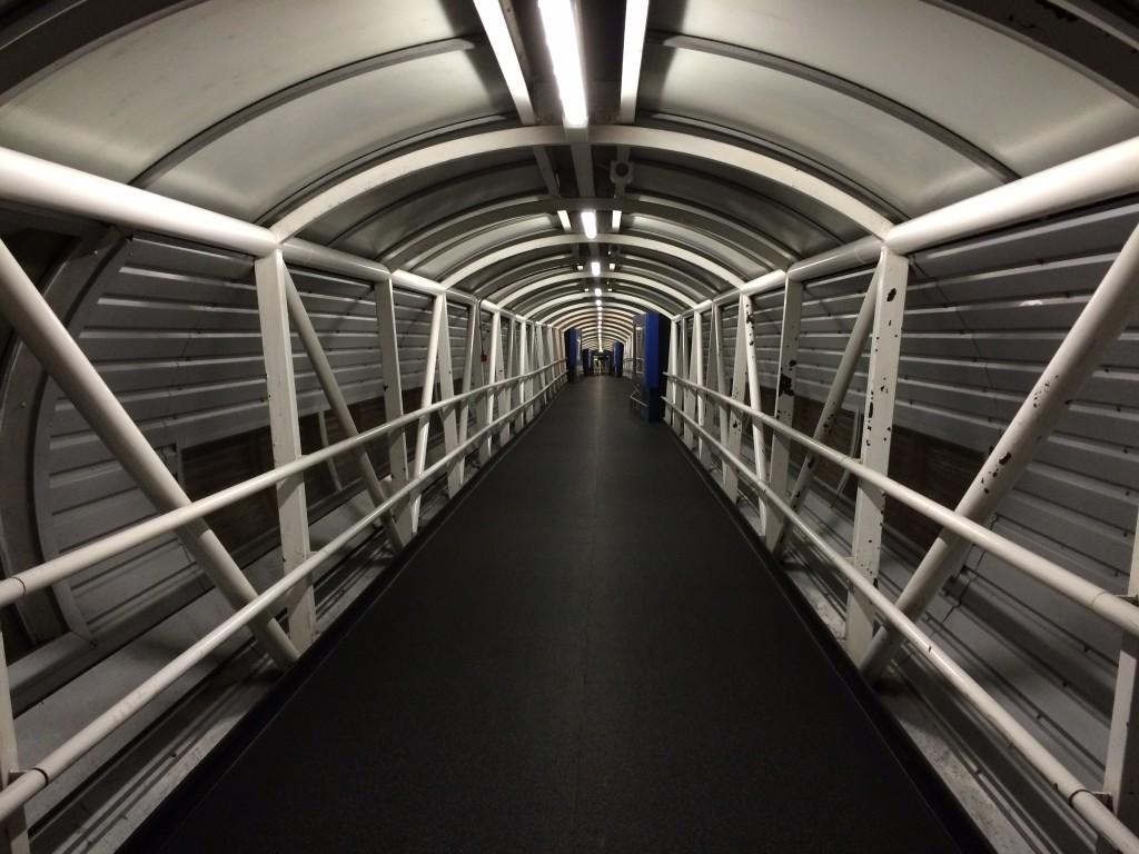 Tunnel Hilton London Heathrow Terminal 4 review