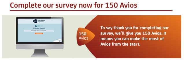 150 free Avios