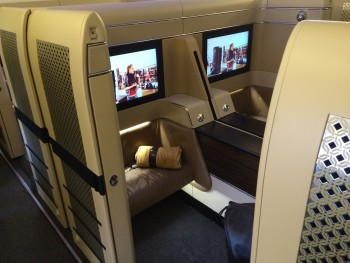 Etihad Boeing 777 First Class Suite 2