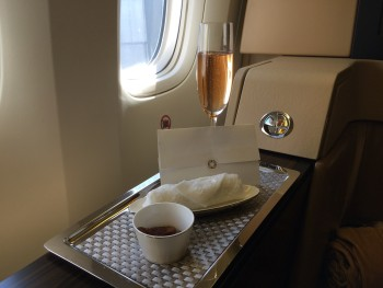 Etihad Boeing 777 First Class Suite 4