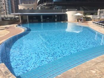 Conrad Abu Dhabi Etihad Towers hotel review