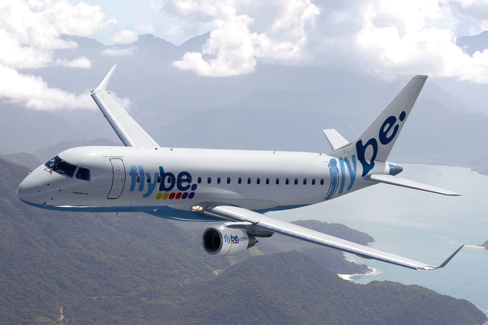 Flybe 350