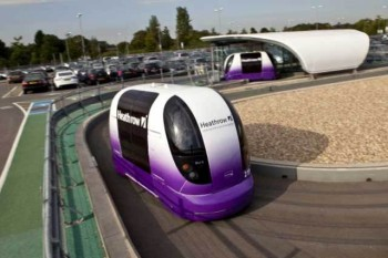 Heathrow Pod 350