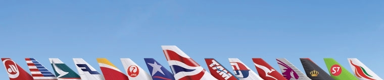 All the British Airways partners and oneworld alliance members