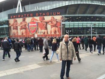 Emirates Skywards Arsenal