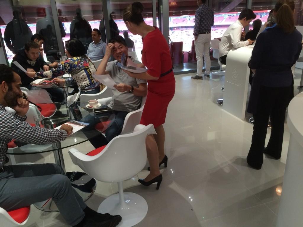 Emirates Skywards Arsenal football tickets