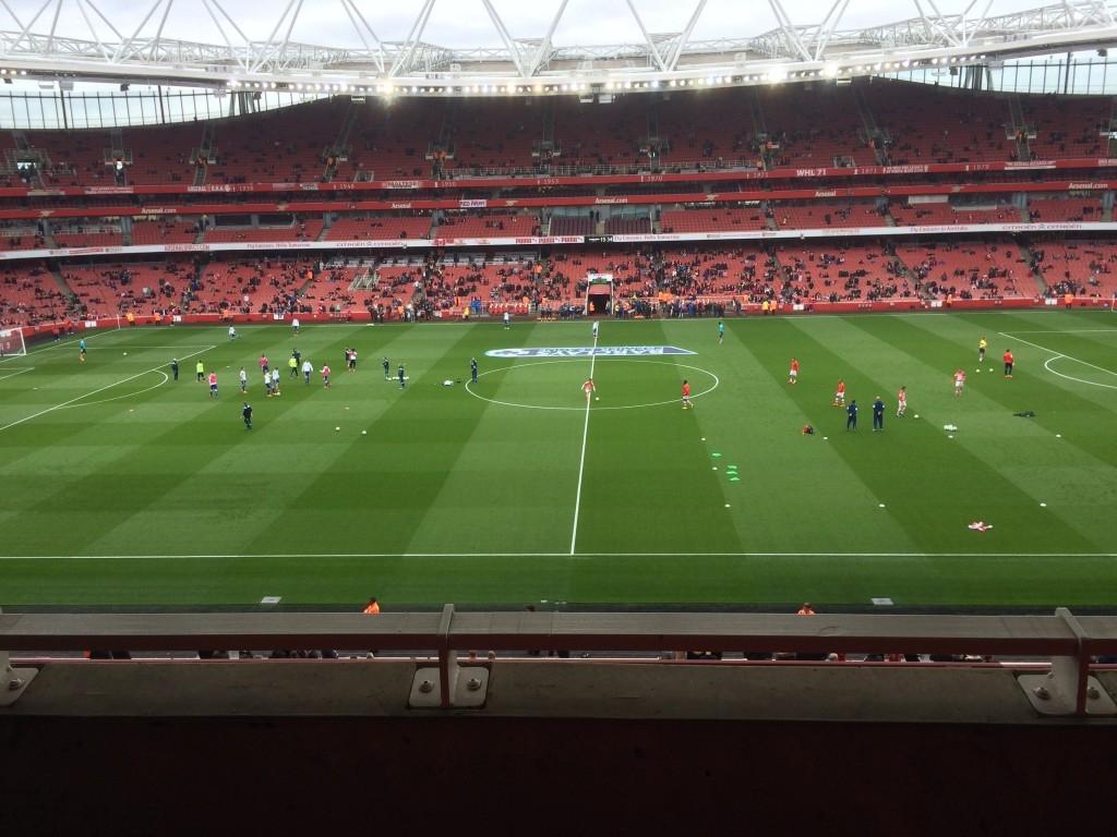 Skywards miles Arsenal Skybox football redemptions