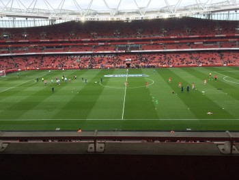 Skywards miles Arsenal Skybox football redemptions