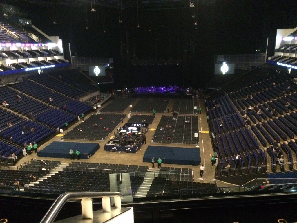 SPG Moments O2 Arena suite 2