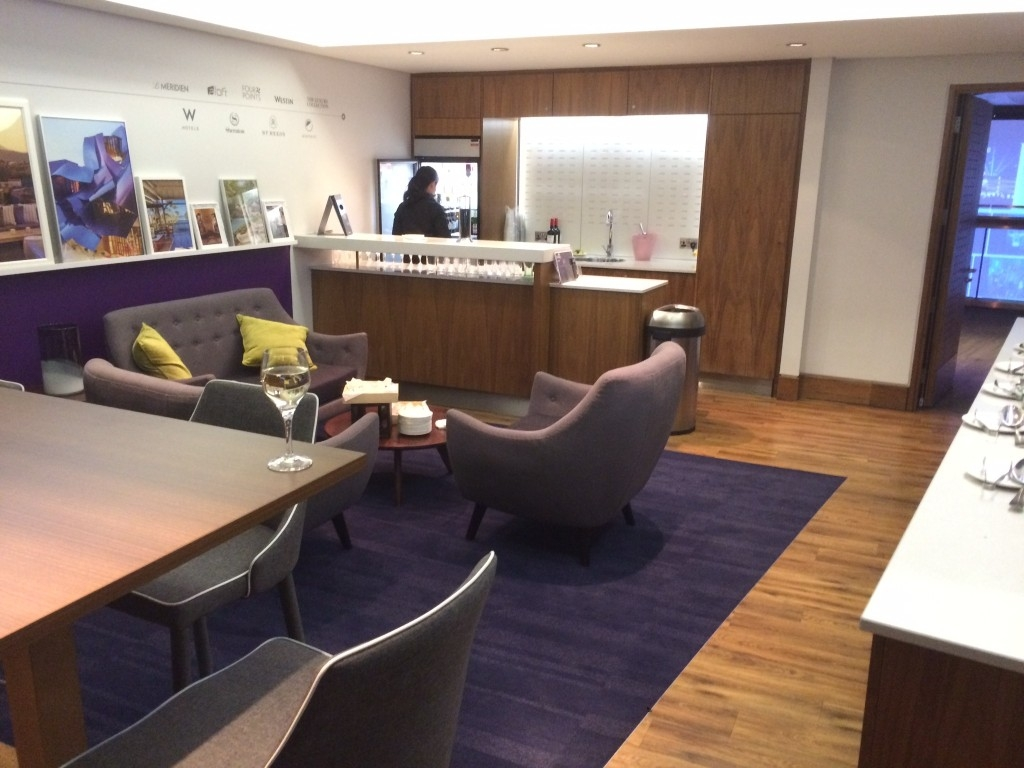 Marriott Moments suite London O2 Arena