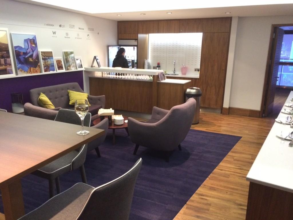 Marriott Bonvoy suite O2