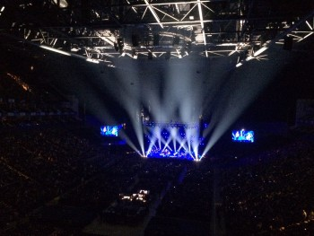 SPG Moments O2 Arena suite 5