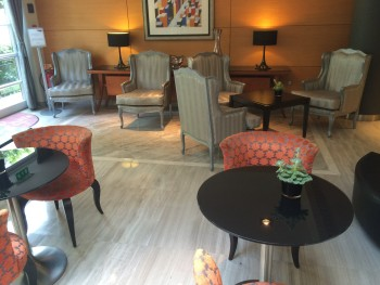 Crowne Plaza Kensington review library