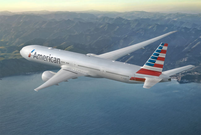 Avios to book American Airlines
